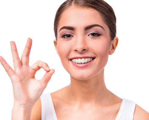 Jugendliche wollen schöne Zähne