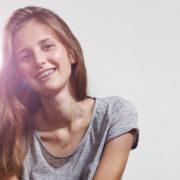 Zahnspange bringt das Lachen zurück